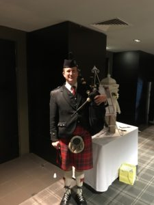 Bagpiper for Weddings at Village Hotel, Ashton-under-Lyne