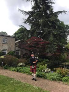 Wedding Bagpiper- in Howden, Yorkshire